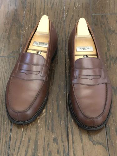 【革靴の経年変化】jm ウエストン ゴルフ・ローファーのエイジング記録