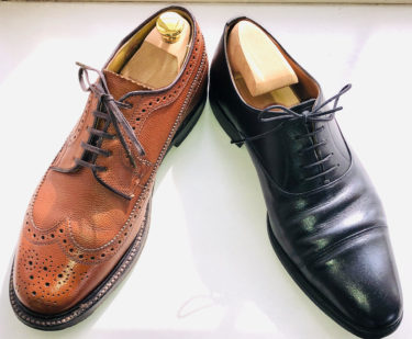 【保存版】リーガルとスコッチグレインを革靴オタクが徹底比較 どちらが買い?